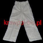 Spodnie piekarskie